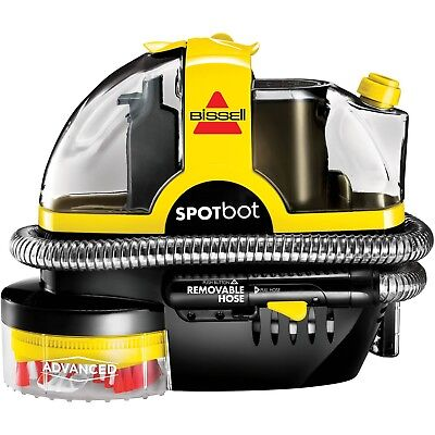 BISSELL SpotBot Portable Spot and Stain Cleaner with Antibacterial Formula 1711