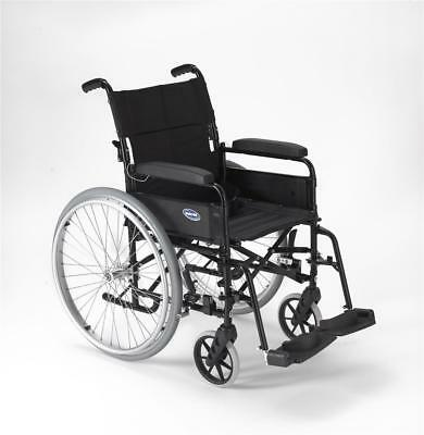 Invacare Ben NG Manual Folding Wheelchair (Choose Your Size)