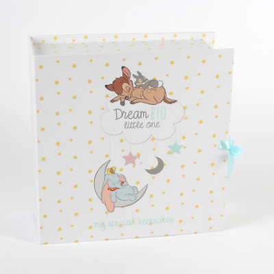 Disney Bambi & Friends Baby KeepSakes Box 9 Different Drawers  D1329