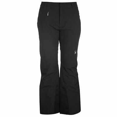 Spyder Ladies Winner Tailored Ski Pant Rain Snow Repellent Ventilation Bottoms