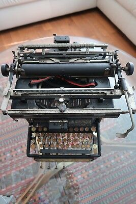 Rare Remington Standard NO 11 Wahl Adding Machine Typewriter