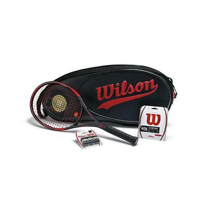 Wilson Pro Staff 95 100 Year Anniversary Tennis Pack - Grip 4 - RRP: £240