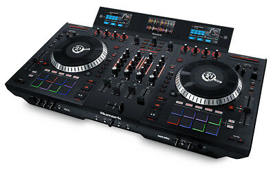 Numark NS7III 4-Channel Motorized DJ Controller & Mixer with Screens NS7 3 III