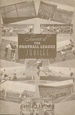 ARSENAL v Tottenham (Football League Jubilee Trust Fund) 1938