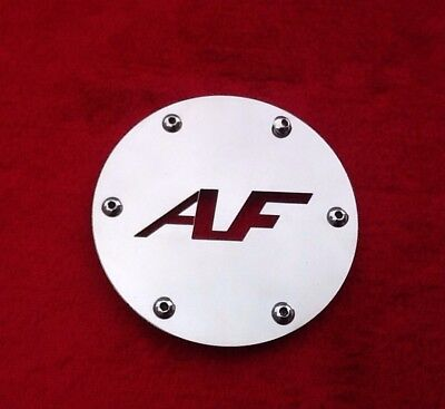 LAMBRETTA Stainless Steel 100mm Carburettor Inlet Air Plate. ALF