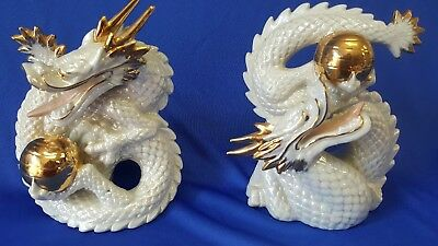 RARE YoshimiK Opalescent Dragons with Gold Accents