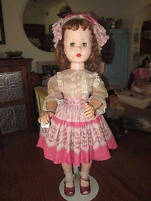 "American Character 30"" Walker Doll *Beautiful * Rare/HTF"