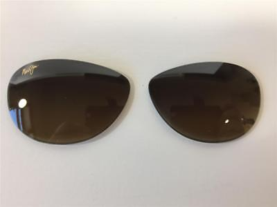 Maui Jim Baby Beach Sunglasses Authentic Polarized Bronze Replacement Lens 245