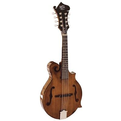 Barnes and Mullins Salvino Scroll Top Mandolin