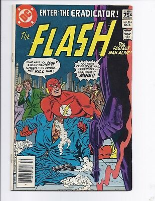 Canadian Newsstand Edition $0.75 Price Variant Flash #314