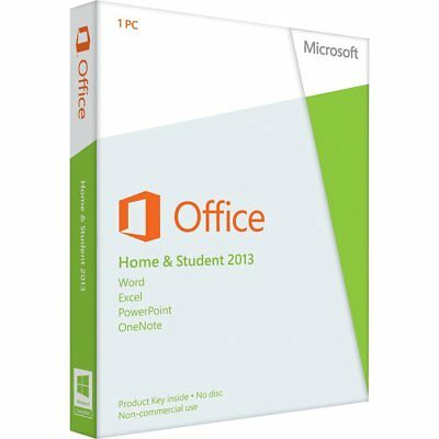Microsoft Office 2013 Home and Student Product Key