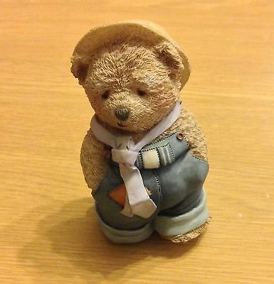 BARLEY BEAR DAYDREAMER ORNAMENT (Country Artists 90674)