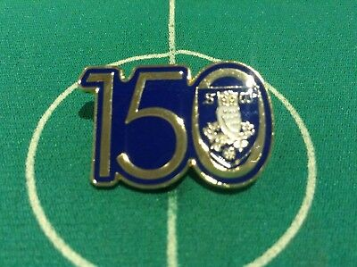 Sheffield Wednesday Fc Badge (limited Edition)