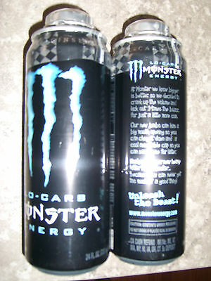 Monster ENERGY, Mega, Lo-Carb  1 full Can, 710ml