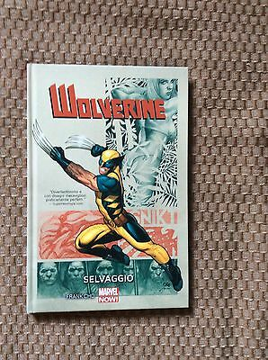 Wolverine Selvaggio !!!! Marvel Now Collection !!! Frank Cho !!!!