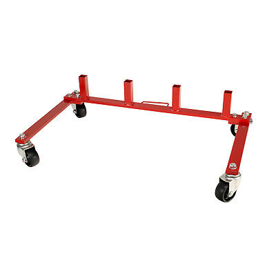 "Dragway Tools® Wheel Dolly Storage Stand for 9"" or 12"" Vehicle Positioning Jacks"