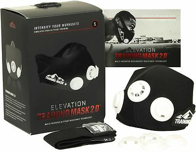 Elevation Training Mask 2.0 (All Sizes) - gym mma high altitude