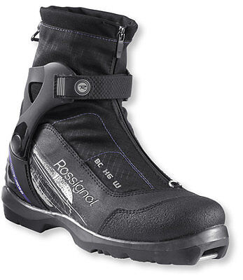 NEW ROSSIGNOL BC X6 W Back Country NNN XC Cross Country SKI BOOTS - 42 Reg. $165