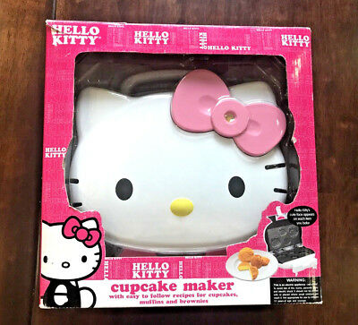 Hello Kitty Cupcake, Muffin, Brownie Maker