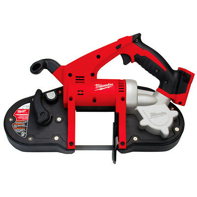 Milwaukee 2629-20 M18 18-Volt 3-1/4-Inch Cutting Capacity Band Saw - Bare Tool