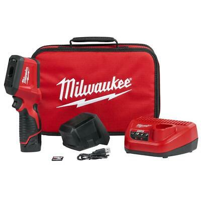 Milwaukee 2258-21 12-Volt 320x240-Pixels Fixed focus Thermal Imaging Kit