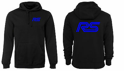 Ford RS Hoodie *High Quality *9 Sizes To Choose From!