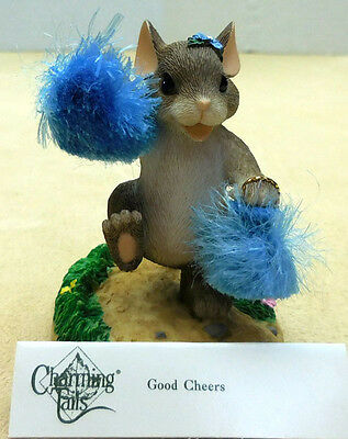 "Charming Tails, Fitz And Floyd, ""good Cheers"" Item 87/801"