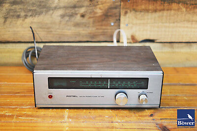 ROTEL RT-222 AM/FM Stereo Tuner