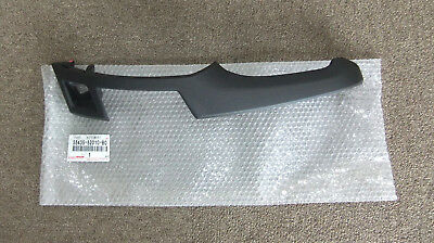 Toyota Yaris 2008 - 2011 Instrument Panel Finish, End Rh 55435-52010-B0