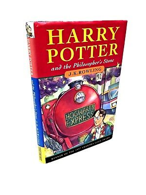 Harry Potter and the Philosopher's Stone by J.K. Rowling OOP HARDCOVER LIKE NEW