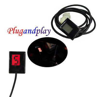 FOR Honda CB1300 S/F 2003 2004 2005 2006 2007 2008 Plug and Play gear indicator