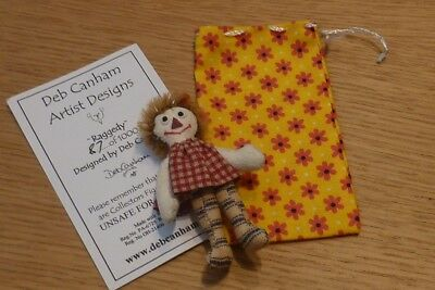 Deb Canham Dolls House Collection Raggedy