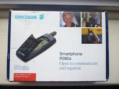 Ericsson R380S  smartphone - new but incomplete