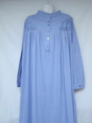 New Vermont Country Store Violet Nightgown Many Sizes Available