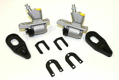Rear Brake Cylinders & Fitting Kit For The Lotus 7 Series 1 & 2
