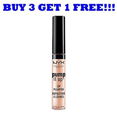 NYX Lipgloss Pump It Up Lip Plumper 8ml Pamela 04