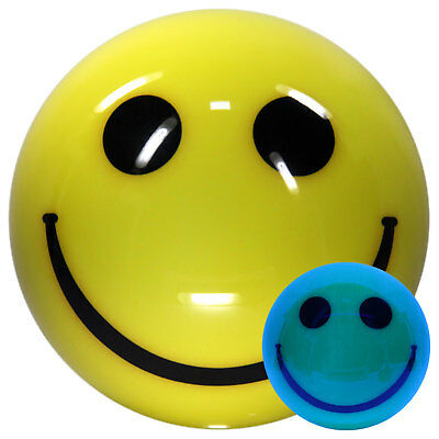 Bowlingball Brunswick Viz-A-Ball Smiley Face Motiv Bowlingkugel Spare und Strike