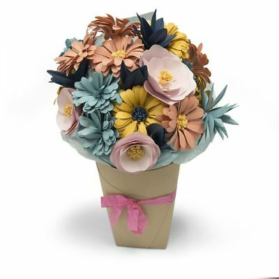 Sizzix - Bigz L Die - Bundle of Flowers by Katelyn Lizardi 661988