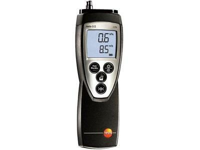 TESTO512-2HPA Manometer double LCD, with a backlit 0÷2hPa Meas.accur TESTO