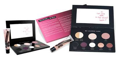 Lauren Luke My Vintage Glams Eyes Cheeks Lips Makeup Palette Gift Set *New*