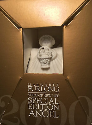 SONG OF NEW LIFE # A2-00 RETIRED MARGARET FURLONG Boxed SPECIAL EDITION 2000