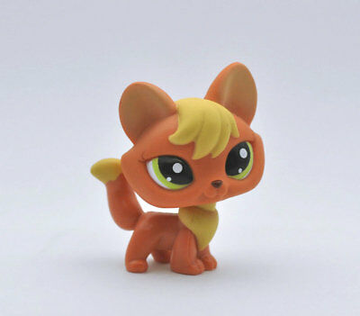 Littlest Pet Fox Cat Collection Child Girl Boy Figure Toy Loose LPS32