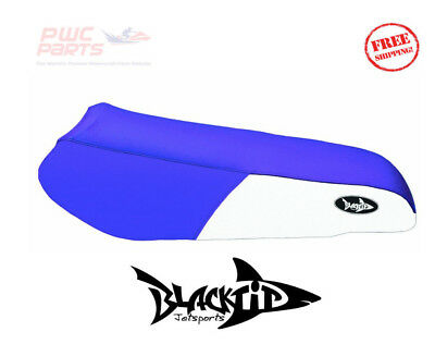 KAWASAKI ZXI 900 1100 XiR XI Sport Purple White Seat Cover BlackTip 108BT203-S-1