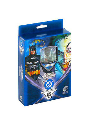 VS SYSTEM TCG BATMAN VS THE JOKER Set Introduttivo Per 2 Giocatori DC Comics