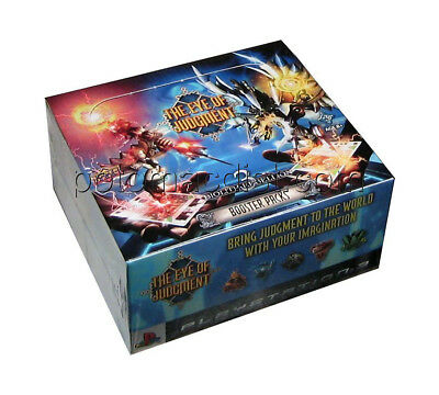 The Eye Of Judgment BIOLITH REBELLION 3 - Display Box 36 Booster Packs NEW RARE