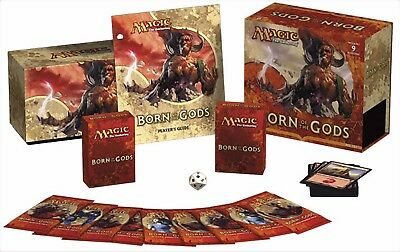 MTG Born of the Gods Fat Pack Sealed - New