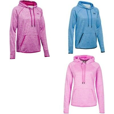 Under Armour UA  Women's Storm Armour Fleece Twist Lightweight Hoodie