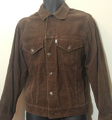 Vintage Levis corduroy jacket Made in USA -size 36