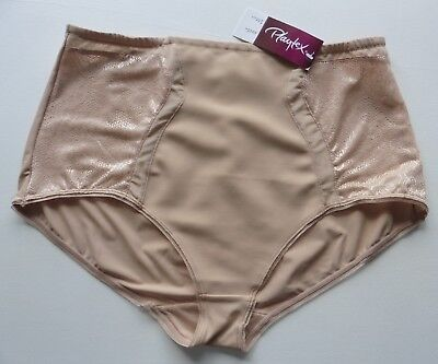 84d2f7e5fa Playtex Expert Silhouette Shaping Panty Girdle Skin Nude High Waist Uk 22  New