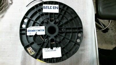 Qty 23.5 Pounds of Belden 543945 Black Shielded Coax Communications Cable 20AWG